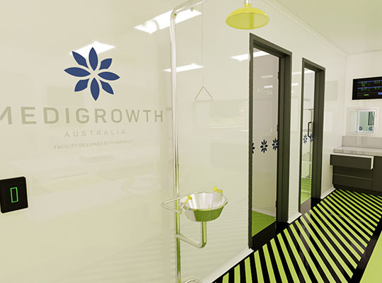 Medigrowth Extraction Centre